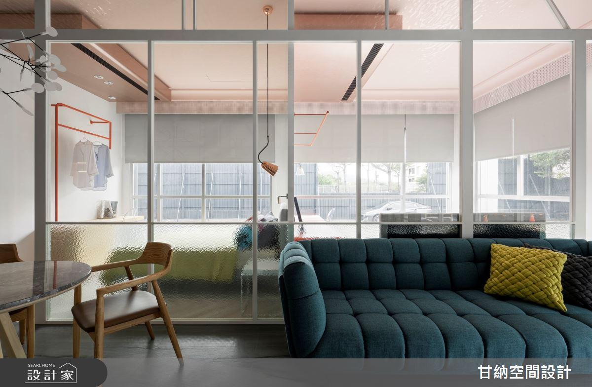 34坪預售屋_現代風案例圖片_甘納空間設計_甘納_53之4