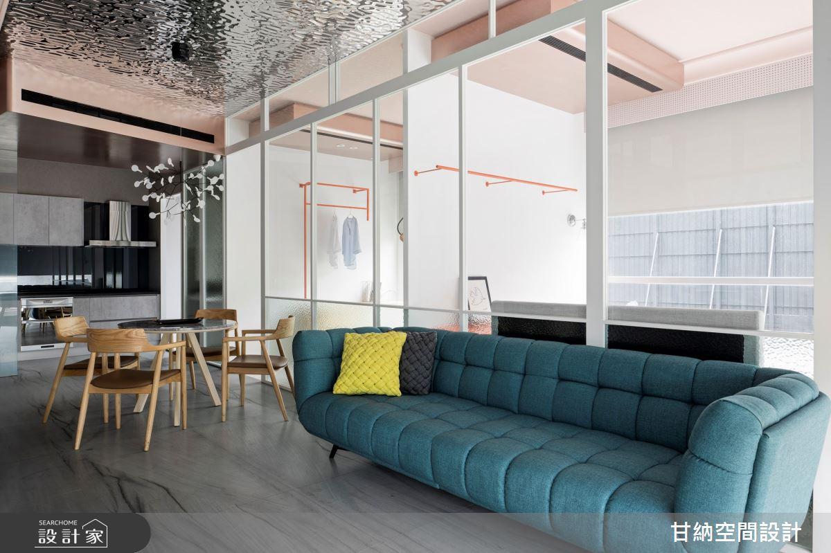34坪預售屋_現代風案例圖片_甘納空間設計_甘納_53之5