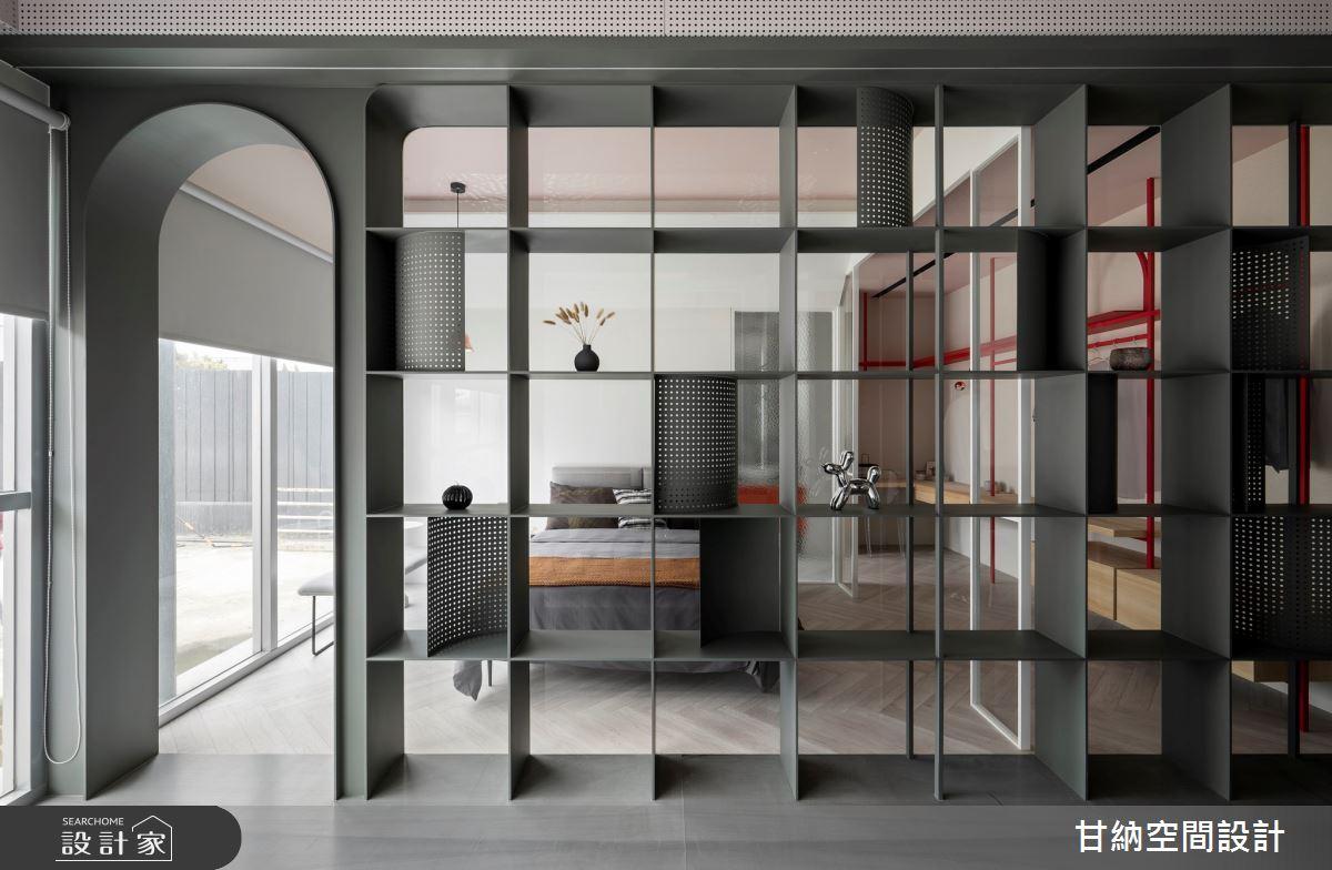 34坪預售屋_現代風案例圖片_甘納空間設計_甘納_53之6