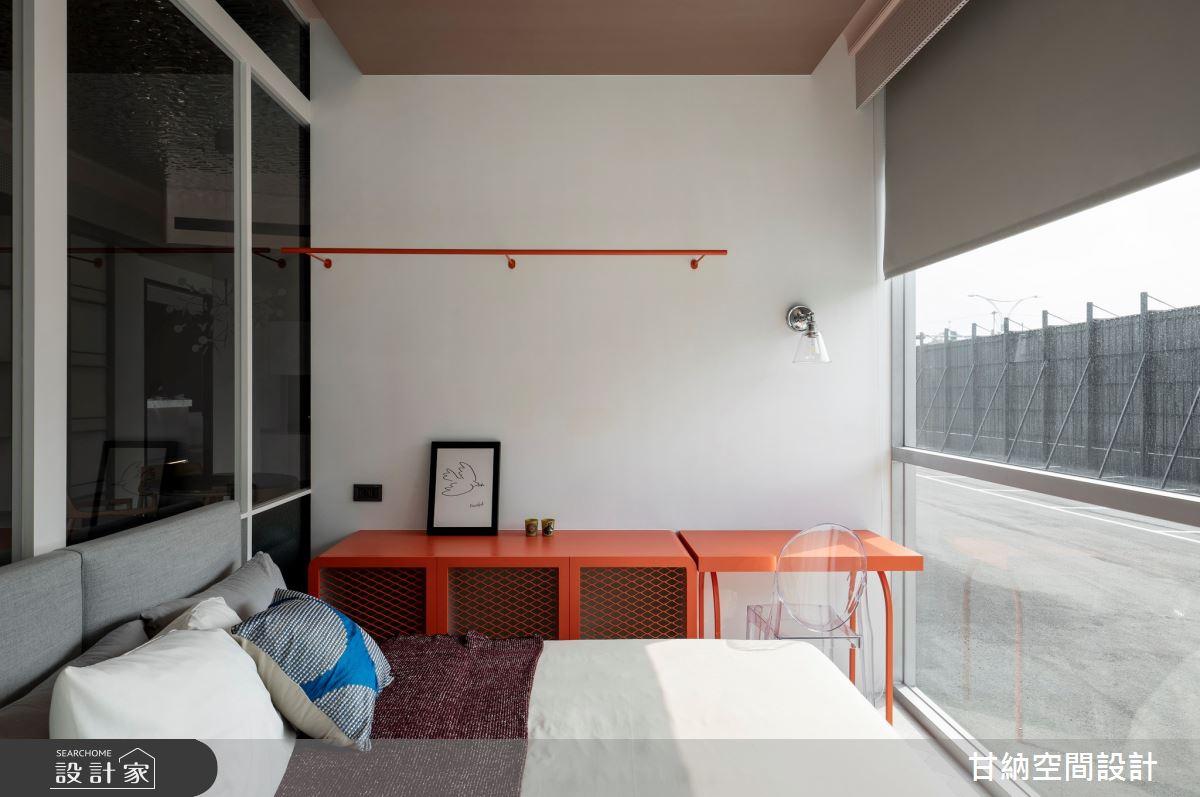 34坪預售屋_現代風案例圖片_甘納空間設計_甘納_53之9