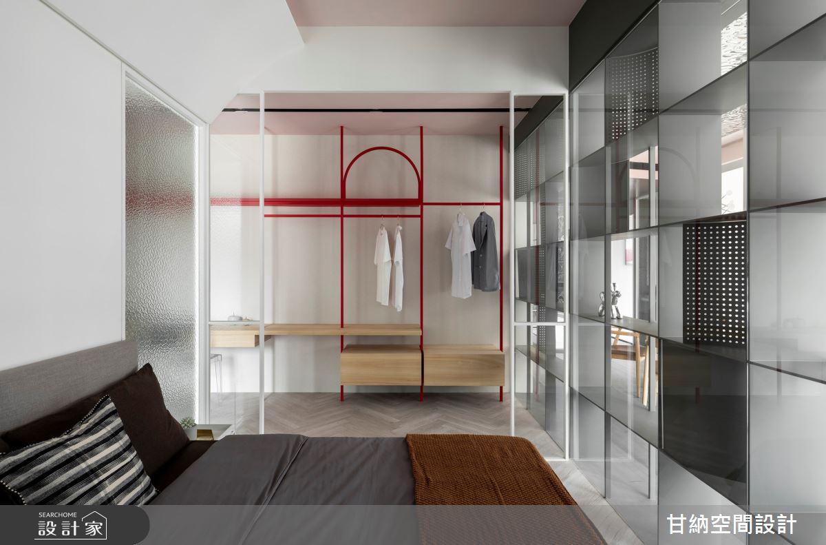 34坪預售屋_現代風案例圖片_甘納空間設計_甘納_53之12