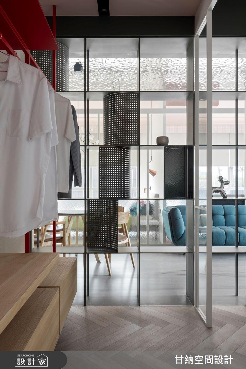 34坪預售屋_現代風案例圖片_甘納空間設計_甘納_53之17