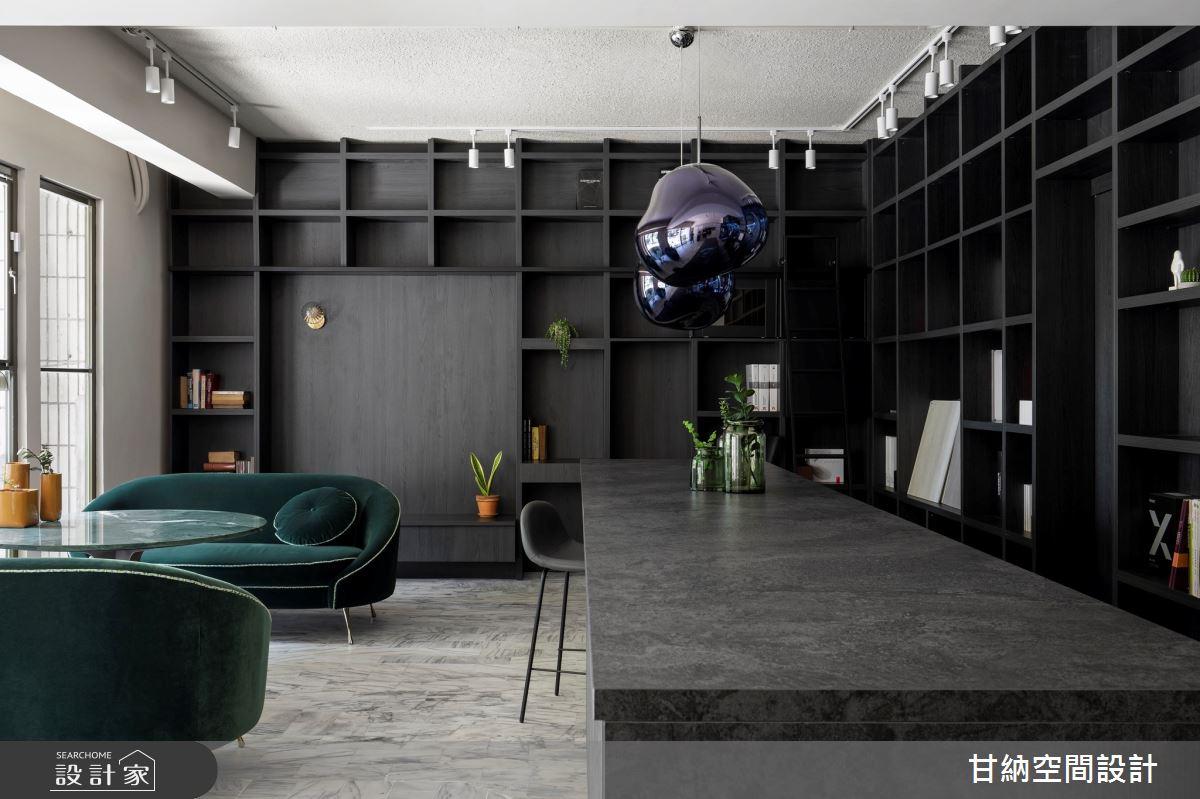 30坪中古屋(5~15年)_現代風案例圖片_甘納空間設計_甘納_54之1
