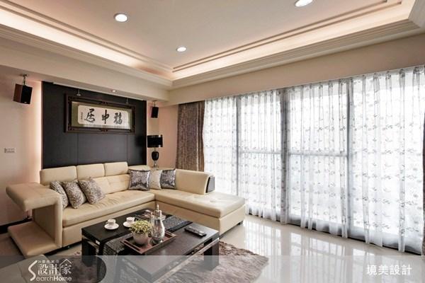 45坪新成屋(5年以下)_現代風案例圖片_境美室內裝修有限公司_境美_05之4