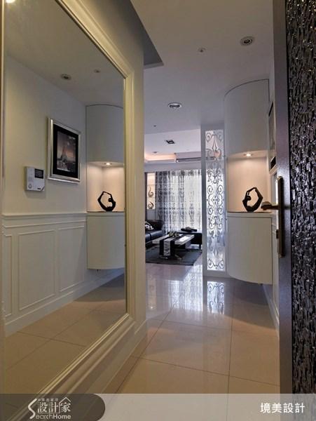 18坪新成屋(5年以下)_現代風案例圖片_境美室內裝修有限公司_境美_06之1