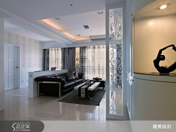 18坪新成屋(5年以下)_現代風案例圖片_境美室內裝修有限公司_境美_06之2