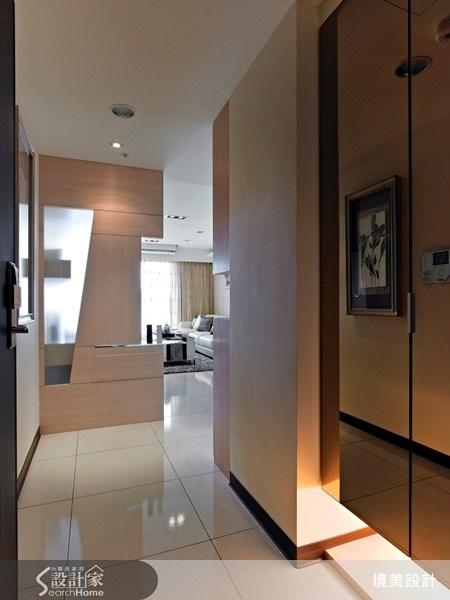 35坪新成屋(5年以下)_現代風案例圖片_境美室內裝修有限公司_境美_11之1