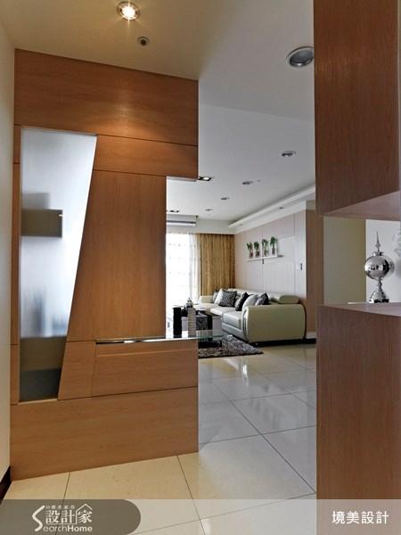 35坪新成屋(5年以下)_現代風案例圖片_境美室內裝修有限公司_境美_11之2