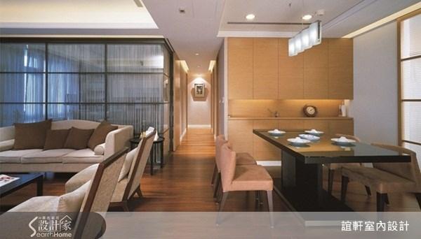 50坪新成屋(5年以下)_美式風案例圖片_誼軒室內設計_誼軒_02之2