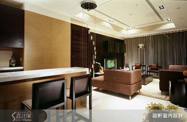 40坪新成屋(5年以下)_新中式風案例圖片_誼軒室內設計_誼軒_04之5