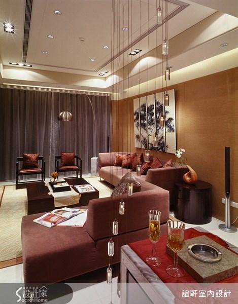 40坪新成屋(5年以下)_新中式風案例圖片_誼軒室內設計_誼軒_04之2