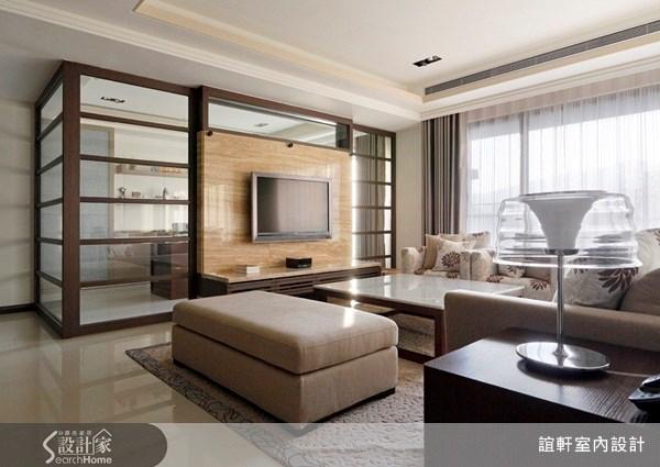 45坪新成屋(5年以下)_奢華風案例圖片_誼軒室內設計_誼軒_05之2