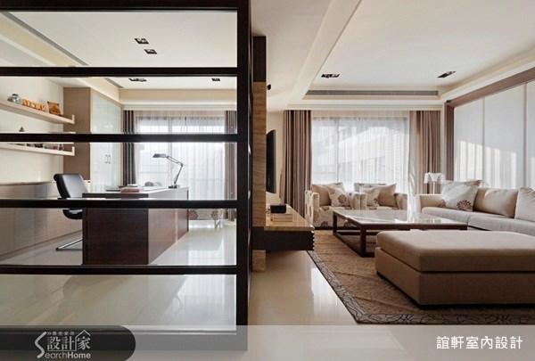 45坪新成屋(5年以下)_奢華風案例圖片_誼軒室內設計_誼軒_05之4