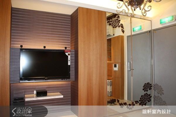 6坪新成屋(5年以下)_現代風案例圖片_誼軒室內設計_誼軒_07之1