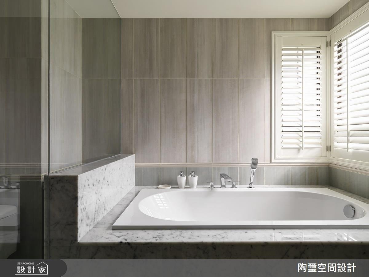 35坪新成屋(5年以下)_美式風浴室案例圖片_陶璽空間設計_陶璽_29之32
