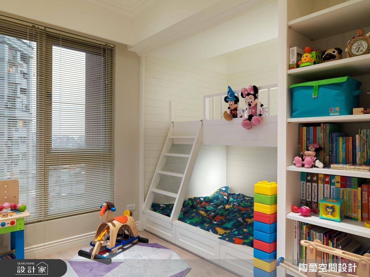 35坪中古屋(5~15年)_混搭風兒童房兒童房案例圖片_陶璽空間設計_陶璽_31之15