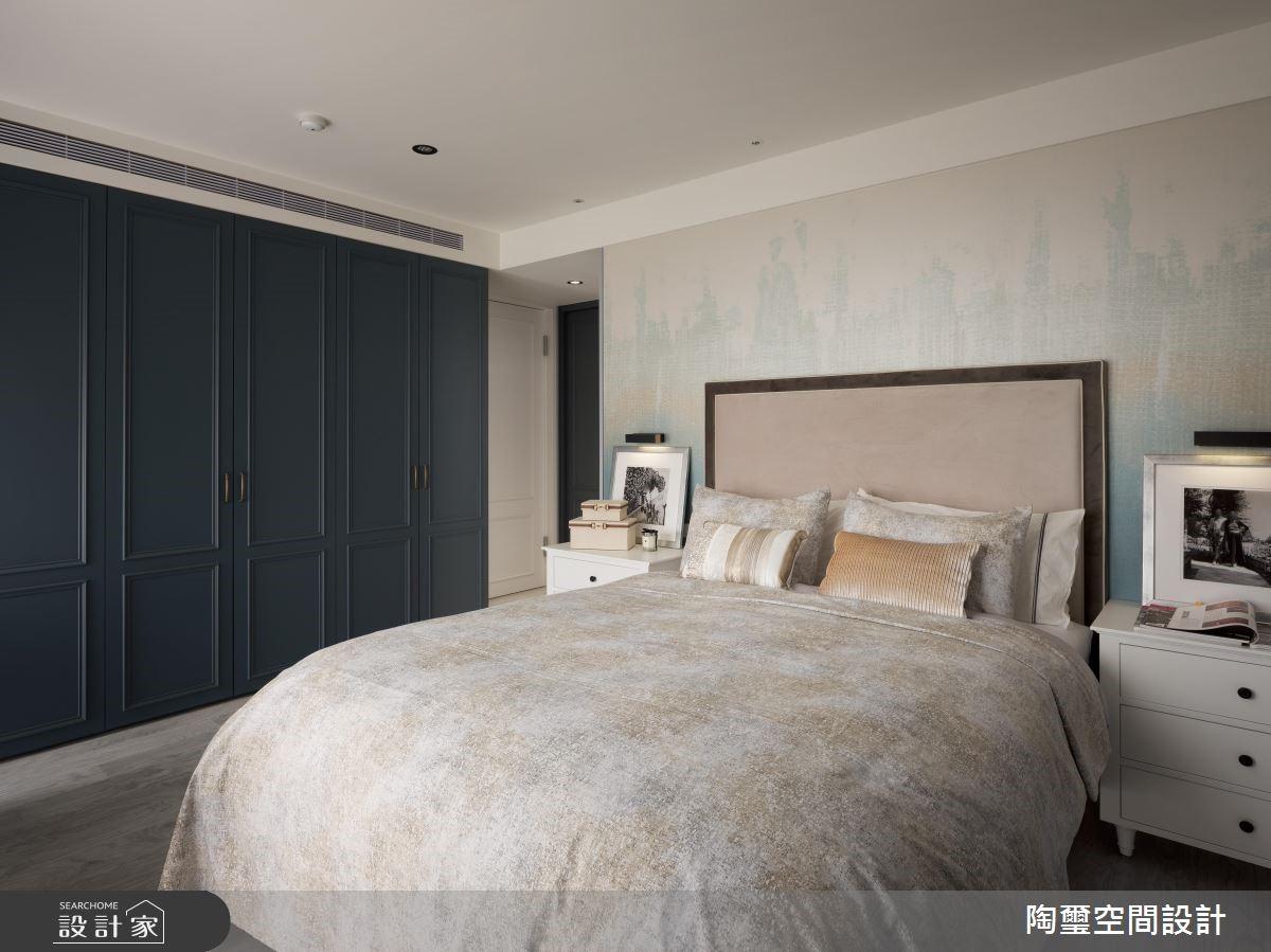 57坪新成屋(5年以下)_美式風臥室案例圖片_陶璽空間設計_陶璽_34之12