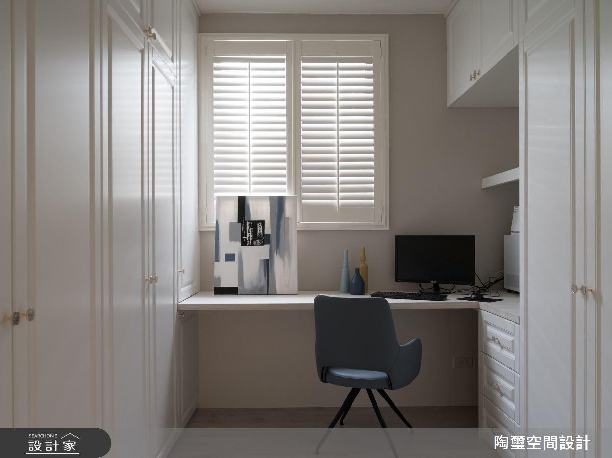 50坪新成屋(5年以下)_美式風臥室案例圖片_陶璽空間設計_陶璽_38之24