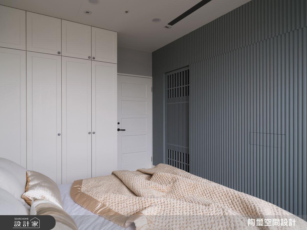 50坪新成屋(5年以下)_美式風臥室案例圖片_陶璽空間設計_陶璽_38之23