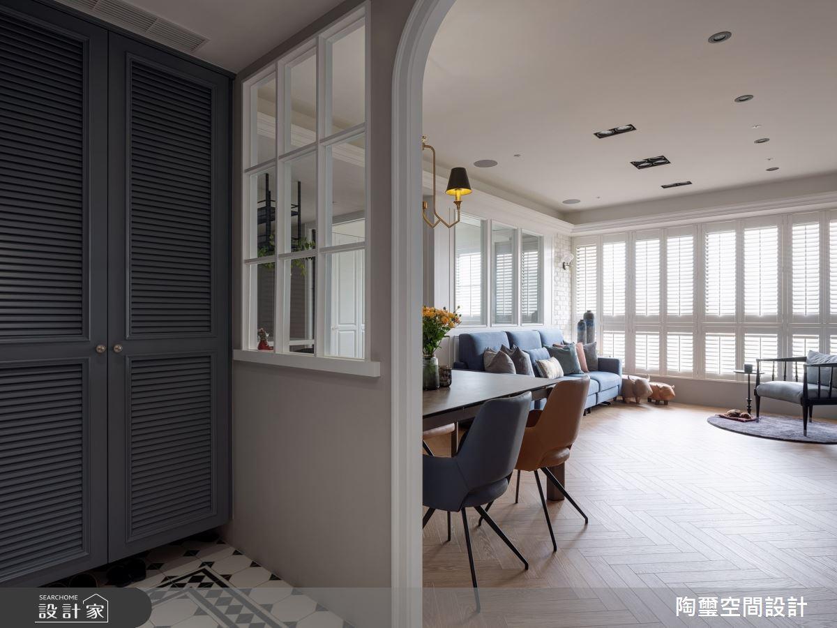 35坪新成屋(5年以下)_美式風案例圖片_陶璽空間設計_陶璽_39之4