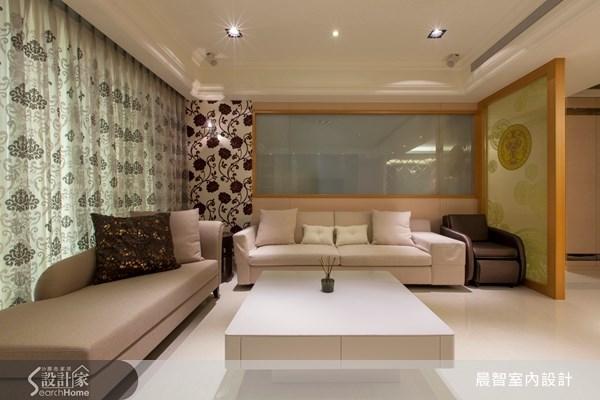 40坪新成屋(5年以下)_現代風案例圖片_晨智室內設計_晨智_07之4