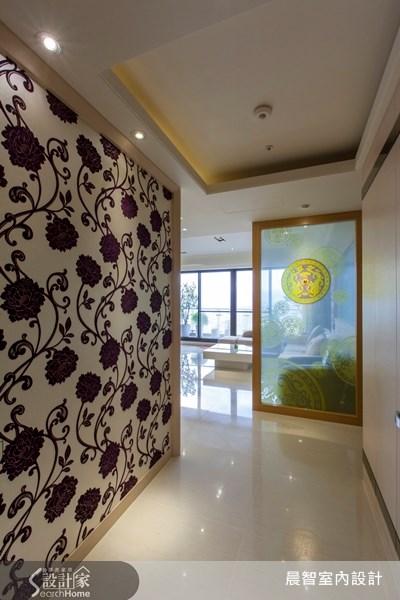 40坪新成屋(5年以下)_現代風案例圖片_晨智室內設計_晨智_07之1