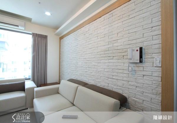25坪新成屋(5年以下)_現代風案例圖片_隆穎空間設計_隆穎_02之4