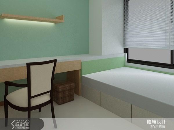 38坪新成屋(5年以下)_現代風案例圖片_隆穎空間設計_隆穎_05之10
