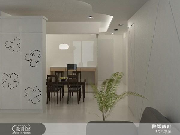38坪新成屋(5年以下)_現代風案例圖片_隆穎空間設計_隆穎_05之3