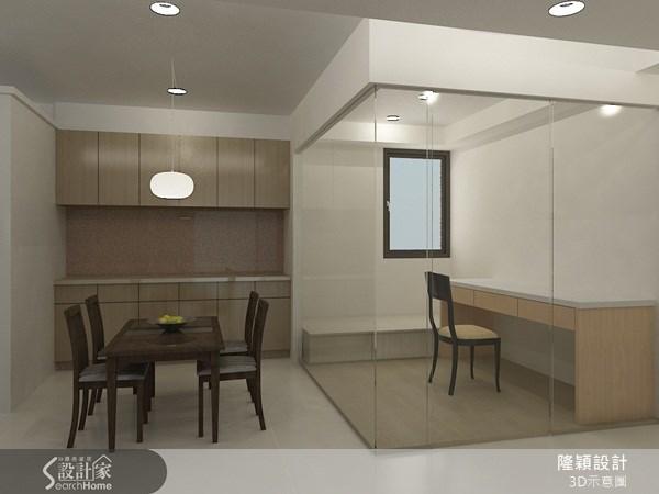 38坪新成屋(5年以下)_現代風案例圖片_隆穎空間設計_隆穎_05之4
