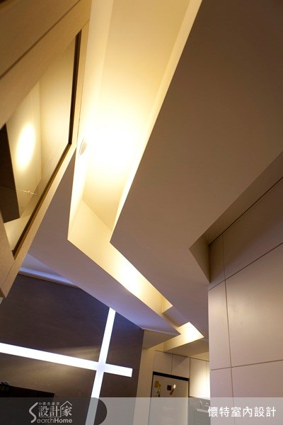 30坪中古屋(5~15年)_簡約風客廳案例圖片_懷特室內設計_懷特_03之3