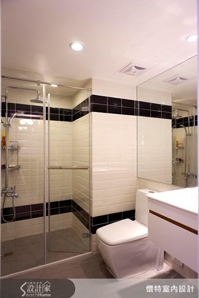 30坪中古屋(5~15年)_簡約風浴室案例圖片_懷特室內設計_懷特_03之7