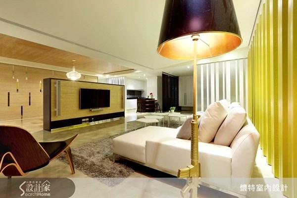 50坪中古屋(5~15年)_現代風客廳案例圖片_懷特室內設計_懷特_08之3