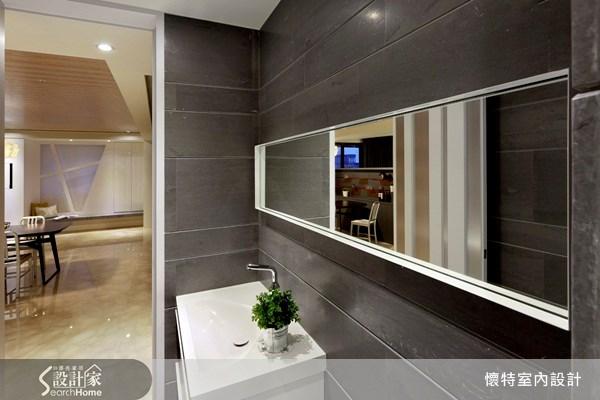 50坪中古屋(5~15年)_現代風浴室案例圖片_懷特室內設計_懷特_08之19