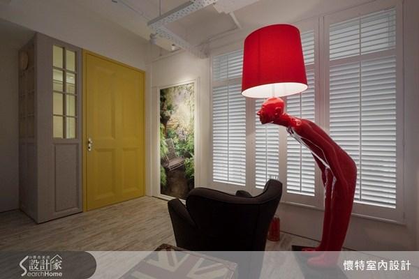 60坪中古屋(5~15年)_工業風客廳案例圖片_懷特室內設計_懷特_12之2