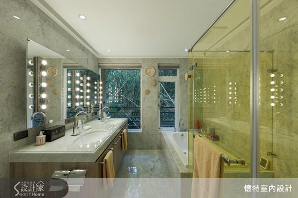 60坪中古屋(5~15年)_工業風浴室案例圖片_懷特室內設計_懷特_12之18