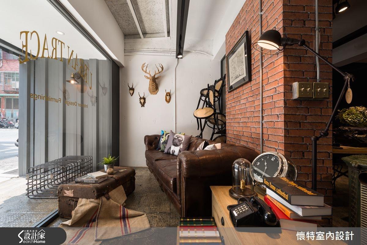 30坪老屋(16~30年)_工業風商業空間案例圖片_懷特室內設計_懷特_17之1