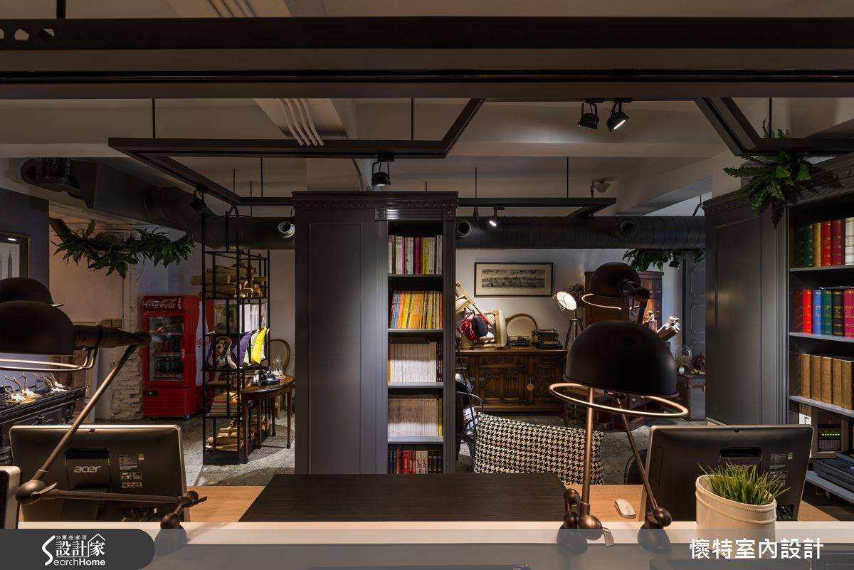 30坪老屋(16~30年)_工業風商業空間案例圖片_懷特室內設計_懷特_17之3
