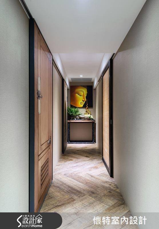 80坪老屋(16~30年)_混搭風商業空間案例圖片_懷特室內設計_懷特_21之1