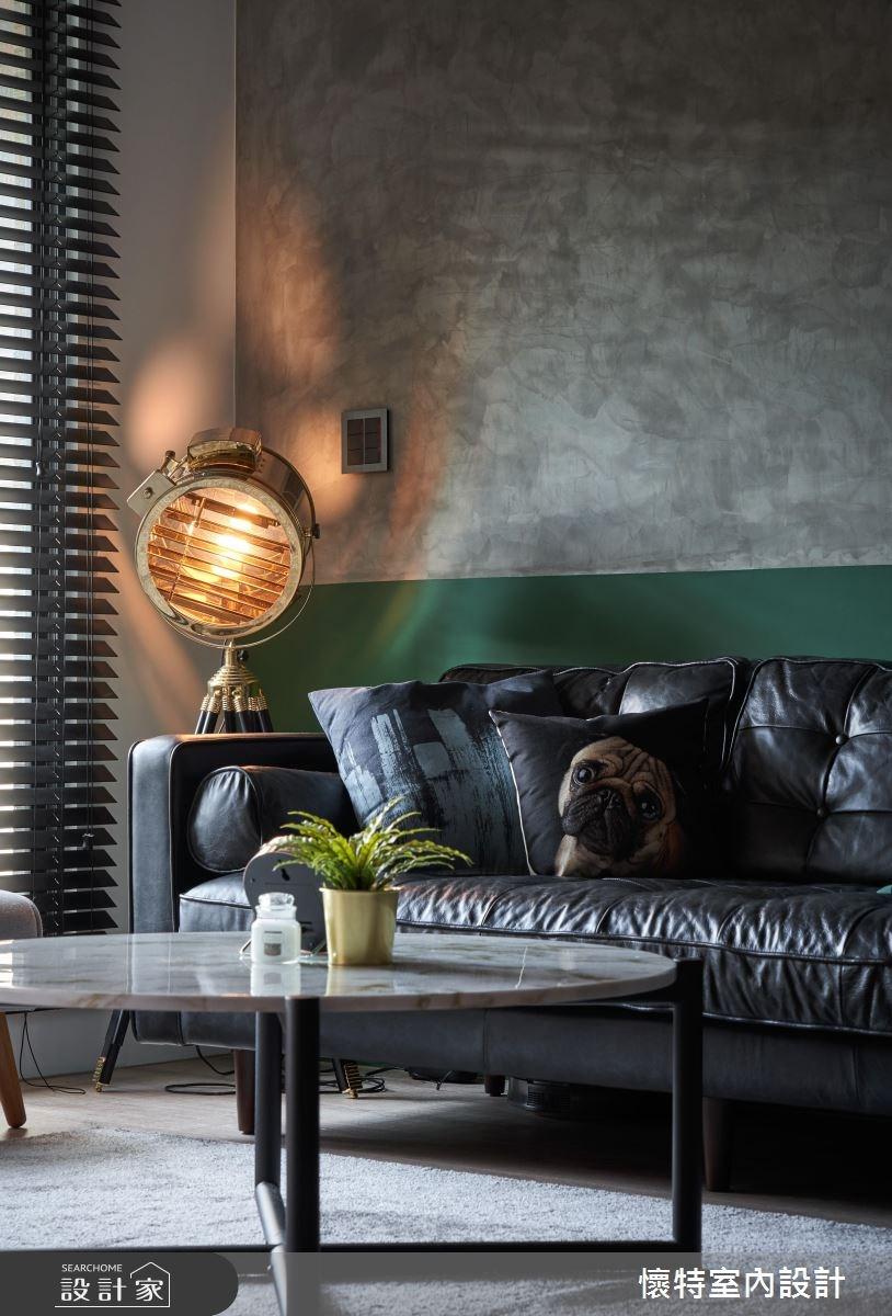 22坪新成屋(5年以下)_現代風客廳案例圖片_懷特室內設計_懷特_34之4