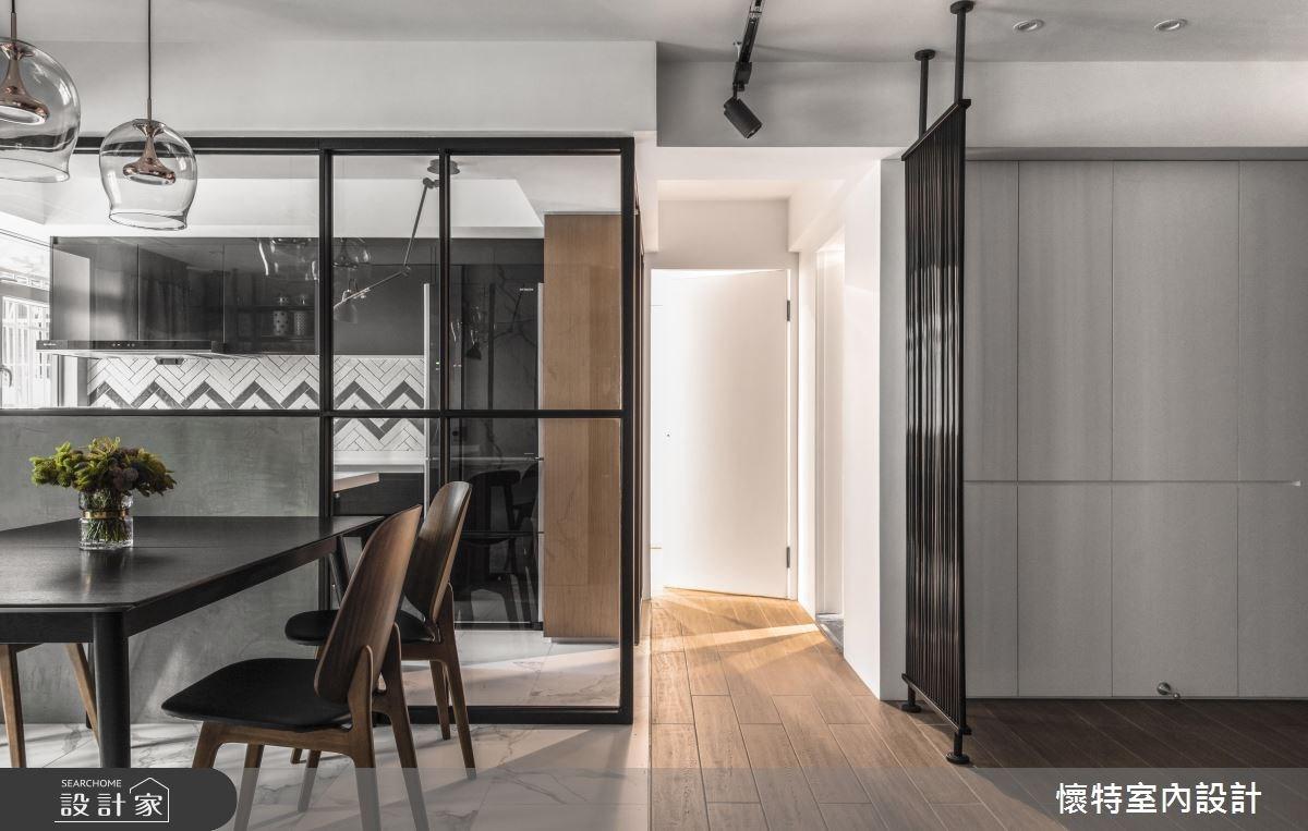 20坪老屋(16~30年)_現代風餐廳案例圖片_懷特室內設計_懷特_35之4