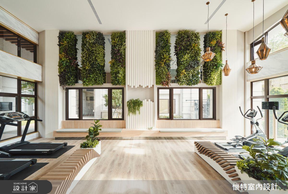 80坪新成屋(5年以下)_混搭風商業空間案例圖片_懷特室內設計_懷特_40之2