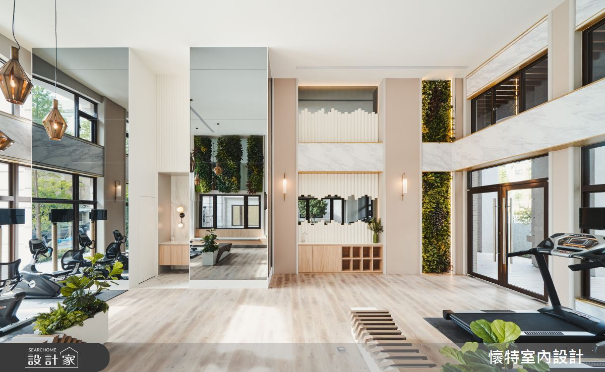 80坪新成屋(5年以下)_混搭風商業空間案例圖片_懷特室內設計_懷特_40之3