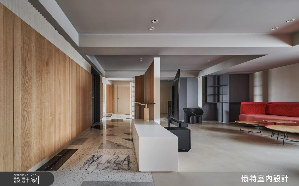 77坪老屋(16~30年)_簡約風案例圖片_懷特室內設計_懷特_43之4