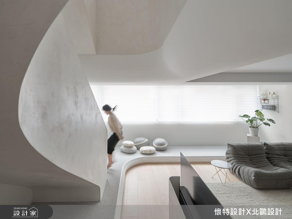 90坪老屋(31~40年)_北歐風案例圖片_懷特室內設計_懷特_45之4