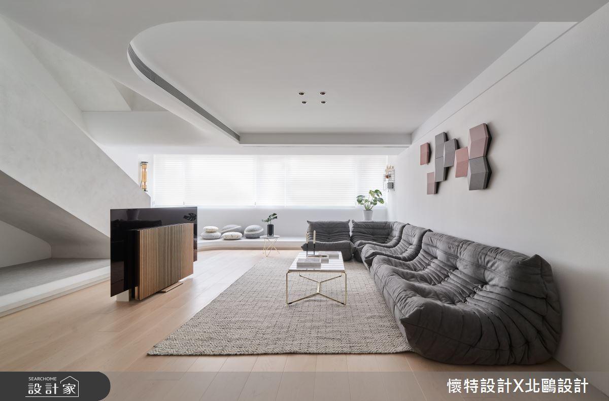 90坪老屋(31~40年)_北歐風案例圖片_懷特室內設計_懷特_45之2