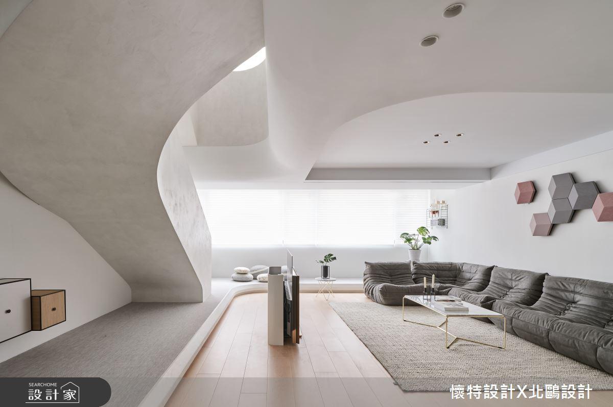 90坪老屋(31~40年)_北歐風案例圖片_懷特室內設計_懷特_45之3