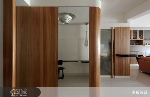 50坪新成屋(5年以下)_現代風案例圖片_宸璽設計_深藍_10之4