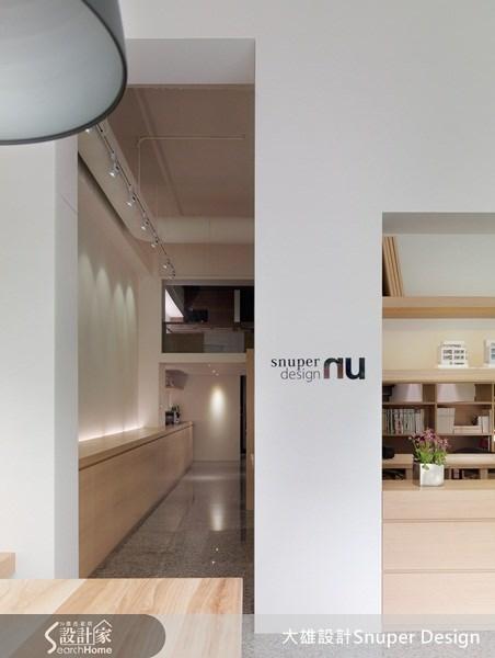 33坪新成屋(5年以下)_現代風走廊案例圖片_大雄室內設計Snuper Design_大雄_08之2