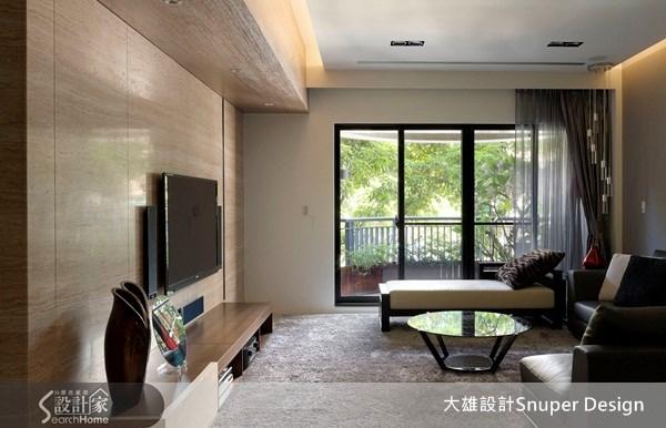 45坪新成屋(5年以下)_現代風客廳案例圖片_大雄室內設計Snuper Design_大雄_15之1